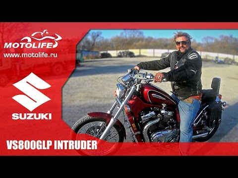 SUZUKI VS800GLP INTRUDER