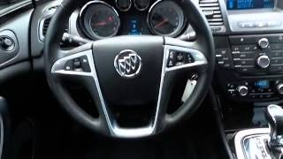 2011 Buick Regal - Sand Springs OK