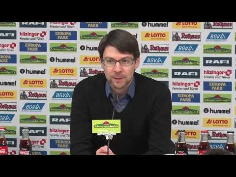 Pressekonferenz nach dem Spiel SC Freiburg vs. VfB Stuttgart | Saison 17/18