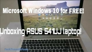 Best ASUS laptop with Windows10 free (jump to 4:00)
