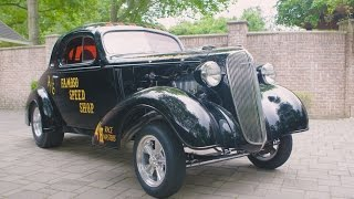 Lot S98 // 1936 Chevrolet Custom Gasser // Mecum Dallas 2016 thumbnail