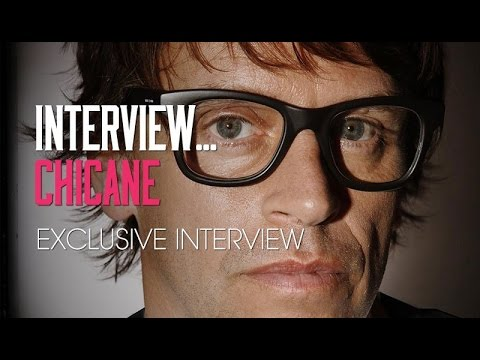 Chicane Interview - Talks his new album and working from France