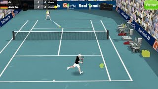 Tennis Champion 3D - Online Sports Game Android Gameplay #2