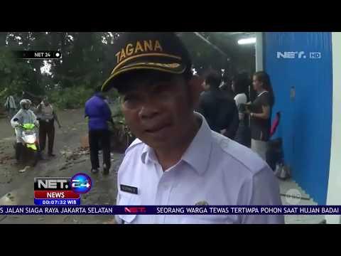 Wanita Pengendara Mobil Tewas Akibat Terjangan Angin Puting Beliung   NET24 Mp3