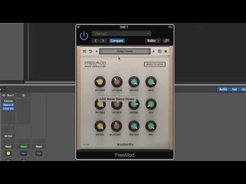 Audiority FreeMod - Free Phase Modulator