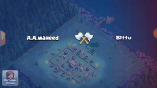 The Worst Troop In Builder Hall 6 - Night Witch. Clash Of Clans.