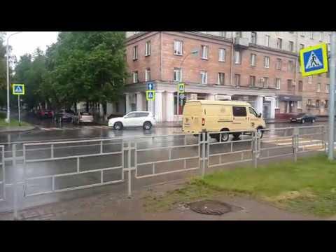 Кемерово. Ноградская улица