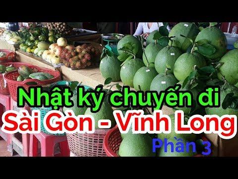 Tuyệt vời NHẬT KÝ SÀI GÒN VĨNH LONG - TRAVEL GUIDE  part 3   Vietnam Family   HUY CƯỜNG TV