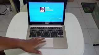 ASUS Zenbook UX303 Unboxing and Hands-on