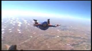 AFF level 7 skydiving in Madrid