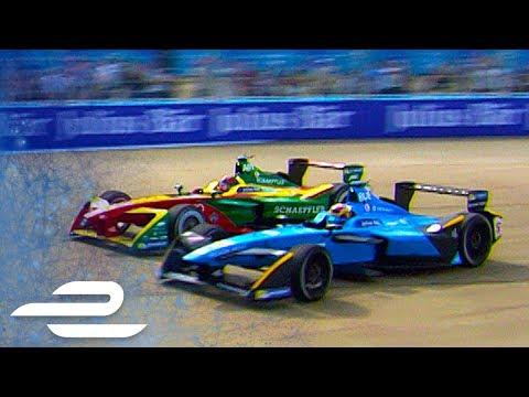 Top 5 Overtakes Compilation - Formula E Berlin ePrix 2017 (Race 1 & 2)