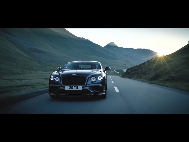 Bentley Continental Gt Galene Edition By Mulliner Is A Land Yacht