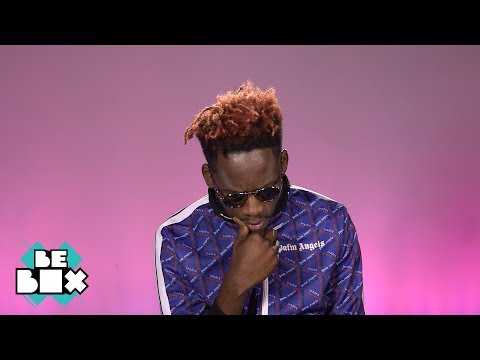 Mr Eazi doesn't recognise 'Dangerous Love' by Fuse ODG | BeBoxMusic