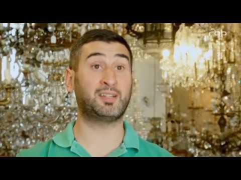 Kronleuchter Herz ~ Light delux kronleuchter rbb durch herzen von berlin u youtube