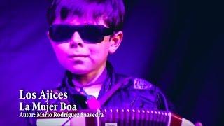 Los Ajíces - La Mujer Boa (Video Oficial)