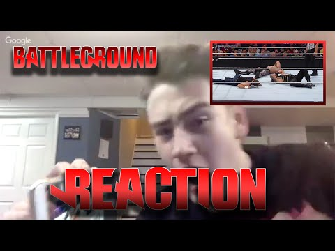 LIVE REACTION: Dean Ambrose vs Roman Reigns vs Seth Rollins - WWE Battleground 2016