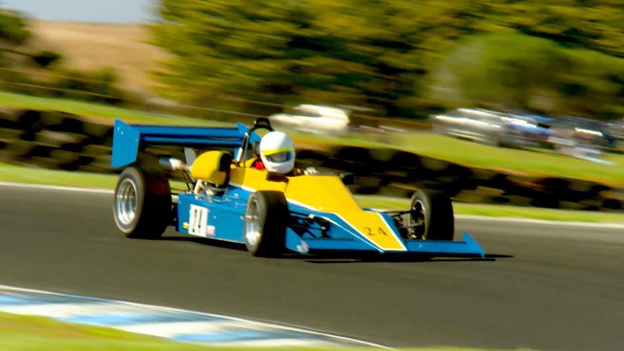 Malcolm Oastler: Ep 15 - Series 3 - Shannons Legends of Motorsport