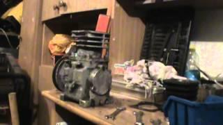 124# Życie na roli w zagłębiu dąbrowskim - regeneracja sprężarki Ursusa C 330