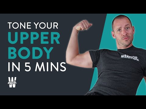 5 Minute Upper Body Workout