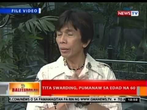 BT: Tita Swarding, pumanaw sa edad sa 60