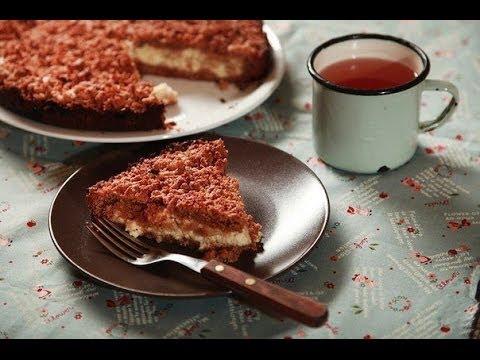 Торт из творога и сметаны