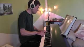 Blak - Nede Mette - Piano Cover - Slower Ballad Cover