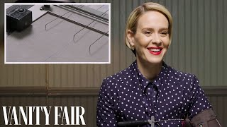 Sarah Paulson Takes a Lie Detector Test | Vanity Fair