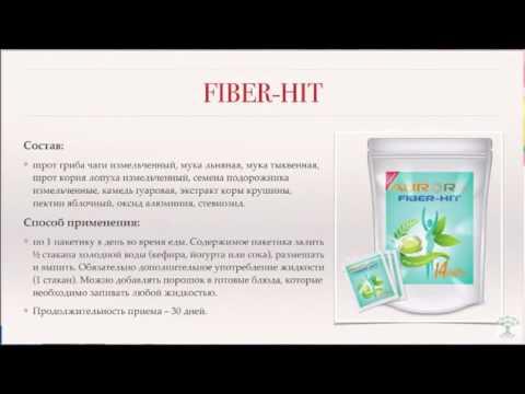 ФАЙБЕР ХИТ - генеральная уборка кишечника! Ник Шестаков  Аврора