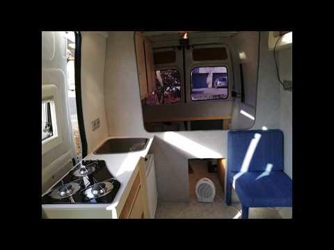 Building My Renault Master Camper Van