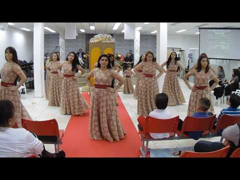 Coreografia Maranata - Ministério vah Átrios Excelência em Adoração