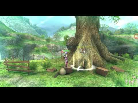 Avabel Online: Guild Room, Sun Farm And  Fishing Area (level 4)