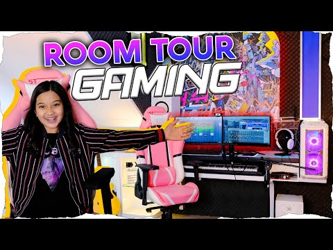 Room Tour Studio Gaming