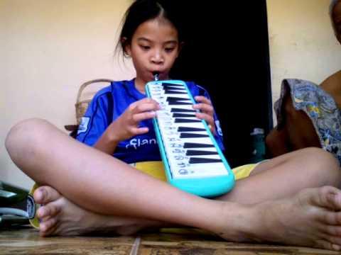 เป่า melodion เพลง ชาติไทย