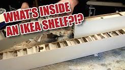 IKEA Lack Shelf - WHAT'S INSIDE??!