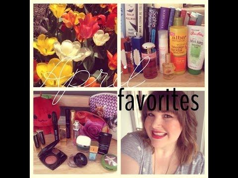 April Favorites!