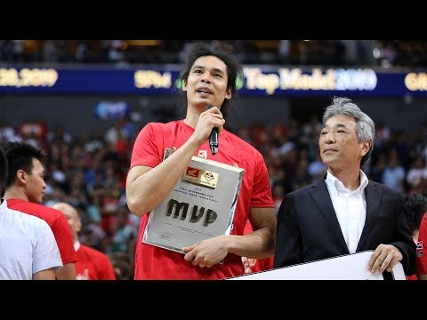 Finals MVP: Japeth Aguilar | PBA Governors' Cup 2019 Finals