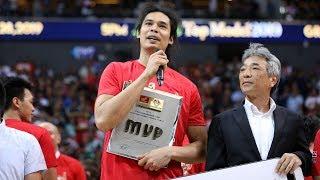 Finals MVP: Japeth Aguilar   PBA Governors' Cup 2019 Finals