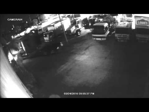 tractor thief apprehended 3/4/16