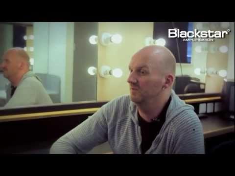Blackstar Artist Spotlight: Jamie Humphries on Anthems tour