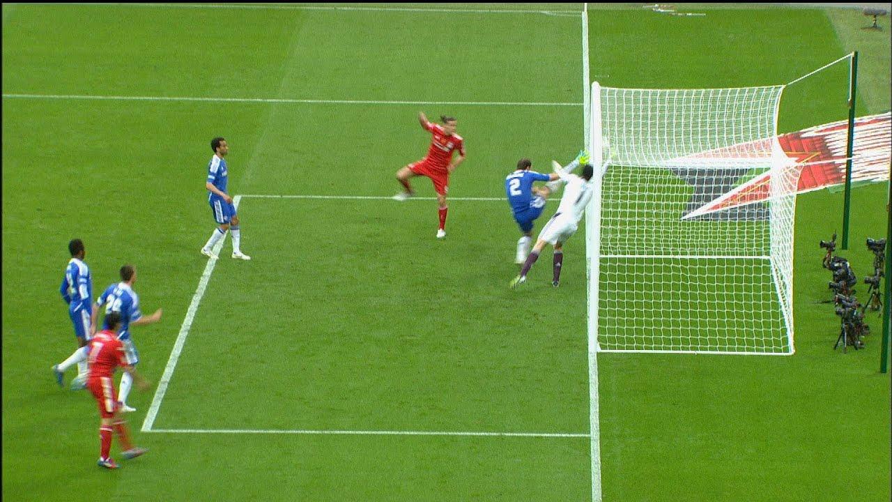goal line technology football premier league kick ahead