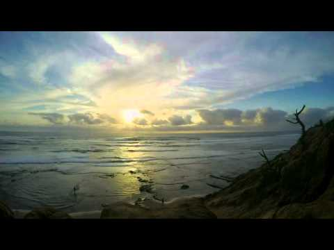 USA Trip #2 - Sunset Cliffs, San Diego | SUNSET TIME-LAPSE