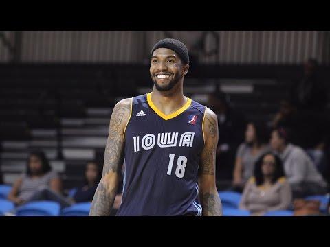NBA D-League Gatorade Call-Up: Tyrus Thomas to the Grizzlies