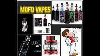Vaporesso Luxe kit  c/w SKRR Tank - Mofo Vapes