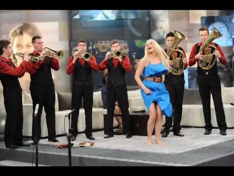 "Brass Band ""Vivo Montana"" NEW ALBUM 2012"