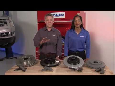 Common Questions About Brake Wear   ACDelco Garage