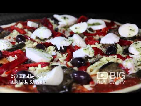 Marcellina Pizza Bar And Restaurant In Adelaide Serving Italian Pizza, Pasta And Wine