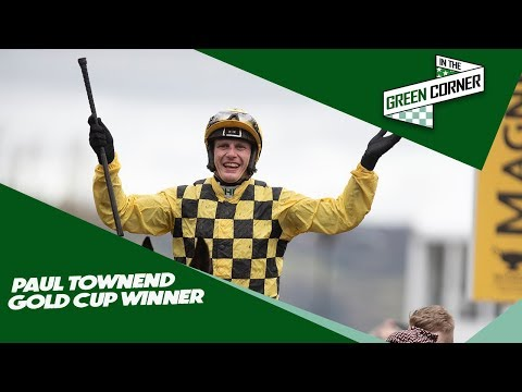 Paul Townend wins the Cheltenham Gold Cup