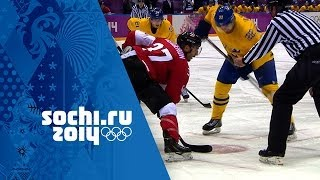 Ice Hockey - Sweden 0 - 3 Canada - Men