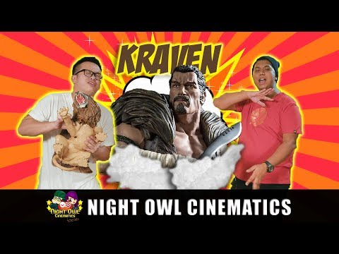 Out Of The Box! - Kraven