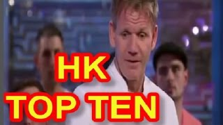 Hell's Kitchen's Top Fifteen Worst Signature Dishes Special Edition